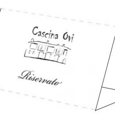 Cascina Ovi - Segna tavolo RISERVATO