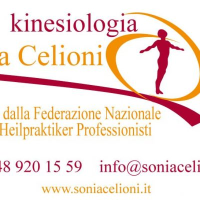 Sonia Celioni - Biglietto da visita