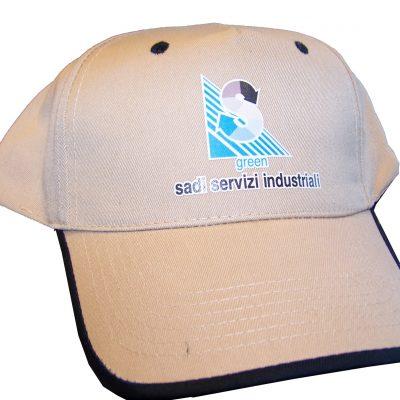 Gadjet - Cappellino con visiera Sadi Servizi Industriali