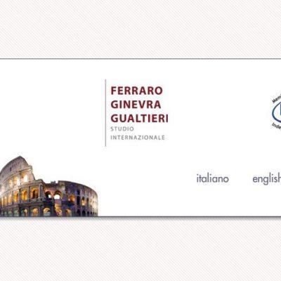Studio FGG - Sito web - Home Page