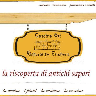 Cascina Ovi - Sito web - Home Page